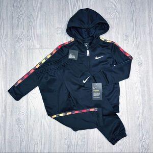 Nike NEW | boys dri-fit track suit size 4/XS